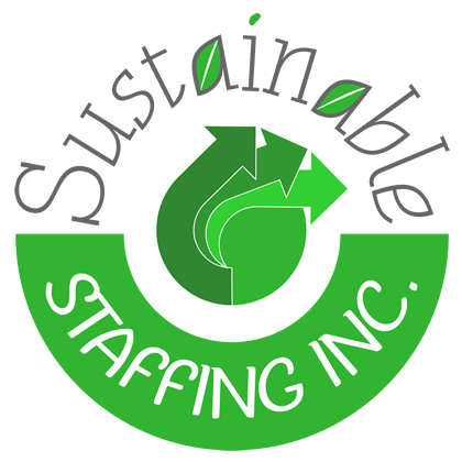 Sustainable Staffing Retina Logo